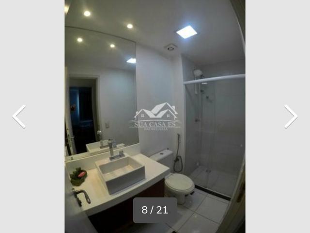 GM - Lindo Apartamento Decorado Villagio Limoeiro Fica tudo - ES - Foto 8