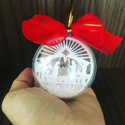 Bola de Natal - Foto 4