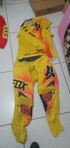 Roupa de motocross - Foto 4