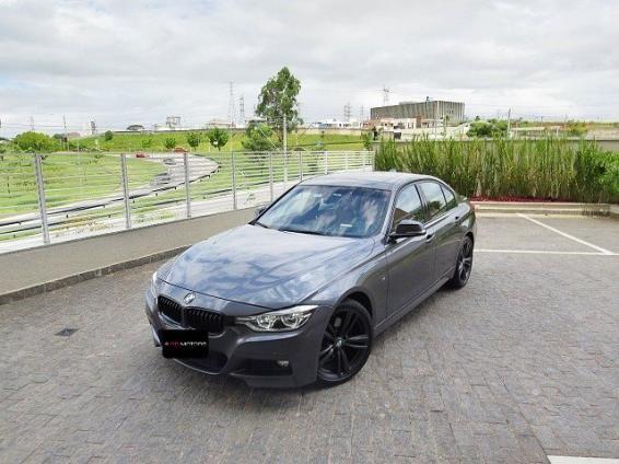 BMW 328I 2015/2016 2.0 M SPORT 16V ACTIVEFLEX 4P AUTOMÁTICO