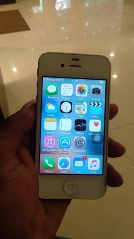 Vendo ou troco iPhone 4s - Foto 2