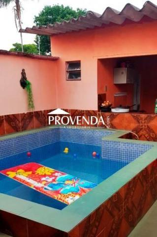 Casa com 3 dormitórios à venda, 288 m² por R$ 130.000 - Jardim Curitiba - Goiânia/GO - Foto 3
