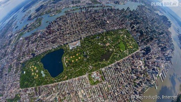 Fotos aéreas com Drones