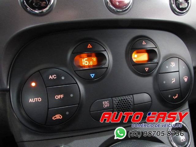 Fiat 500 Sport Air 1.4 C/ Couro! - Foto 3