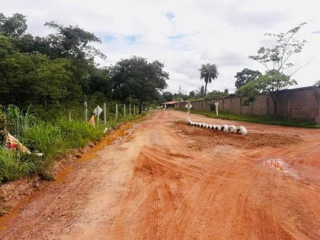 Vendo terreno atras do belvedere no recanto paiaguas - Foto 15