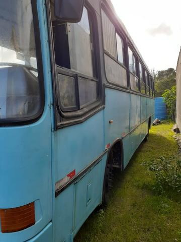 Barbada Ônibus para fazer Motorhome - Foto 2