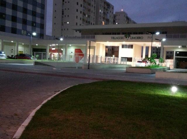 Apartamento Villaggio Limoeiro, 2 quartos, suíte, 56 m², ótima localização - Foto 3