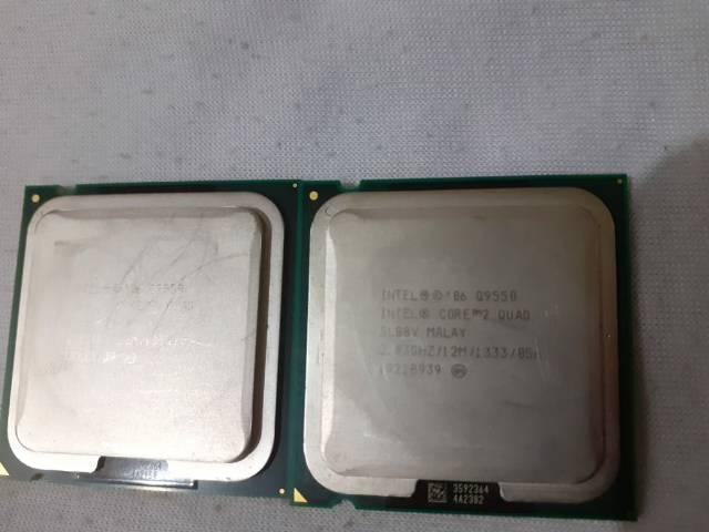 Processador core 2 quad q9550 - Foto 3