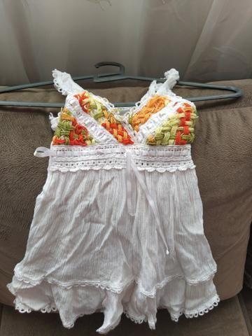 Vestidos de criança (várias peças) - Foto 4