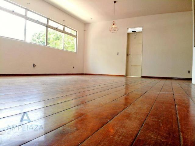 Apartamento com 3 dormitórios para alugar, 238 m² por r$ 2.200/mês - aldeota - fortaleza/c - Foto 2