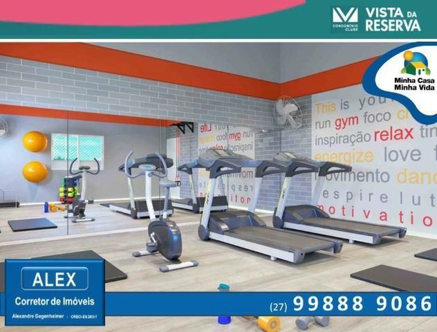 ALX - 92 - APÊ 2 quartos com parcelas a partir de R$499,00 - Foto 6