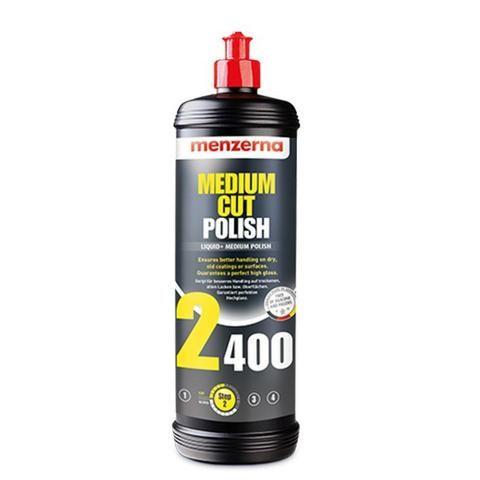 Polidor Menzerna 2400 Medium Cut Polish Líquid 1000ml