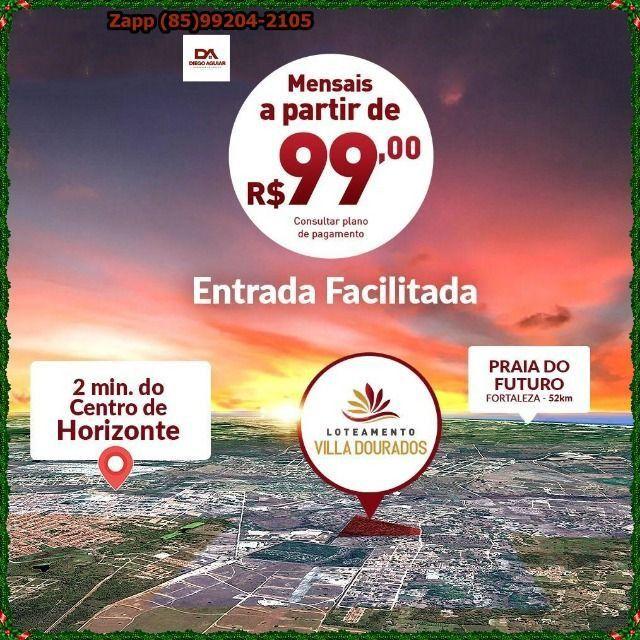 Loteamento Villa Dourados!!!!!& - Foto 7