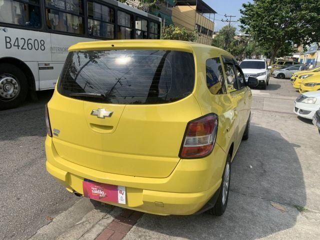 Spin 1.8 ex taxi completa+gnv, aprovação imediata, sem comprovação de renda!!! - Foto 10