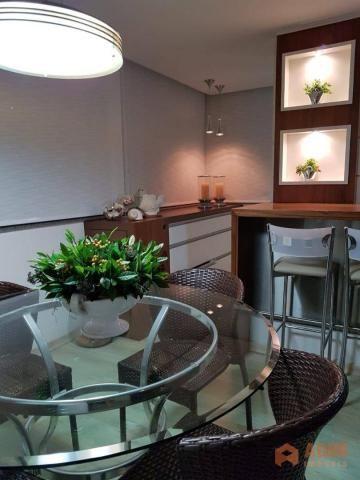 Apartamento quadra mar na Barra Sul, 2 dormitórios sendo 1 suíte, opção para 3º dormitório - Foto 15