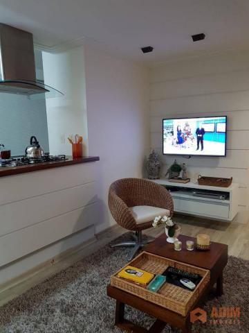 Apartamento quadra mar na Barra Sul, 2 dormitórios sendo 1 suíte, opção para 3º dormitório - Foto 20