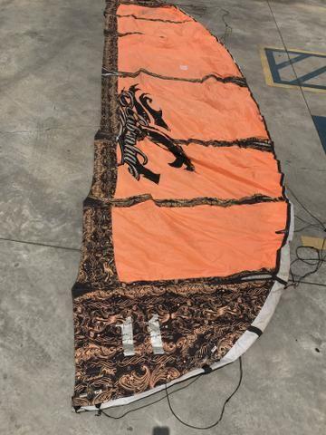 Kitesurfing Cabrinha Crossbow 11m2 Completo - Foto 3