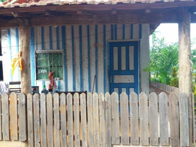 Vendo chácara de 7 hectares com 2 casas 1 cozinha caipira com fogão de lenha - Foto 12