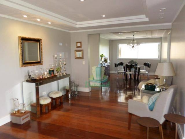 Apartamento com 3 dormitórios à venda, 149 m² por R$ 630.000,00 - Edificio Castelo Real -  - Foto 8