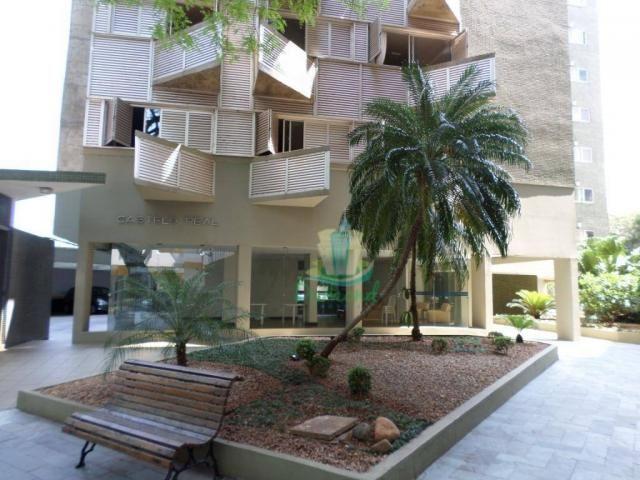 Apartamento com 3 dormitórios à venda, 149 m² por R$ 630.000,00 - Edificio Castelo Real -  - Foto 3