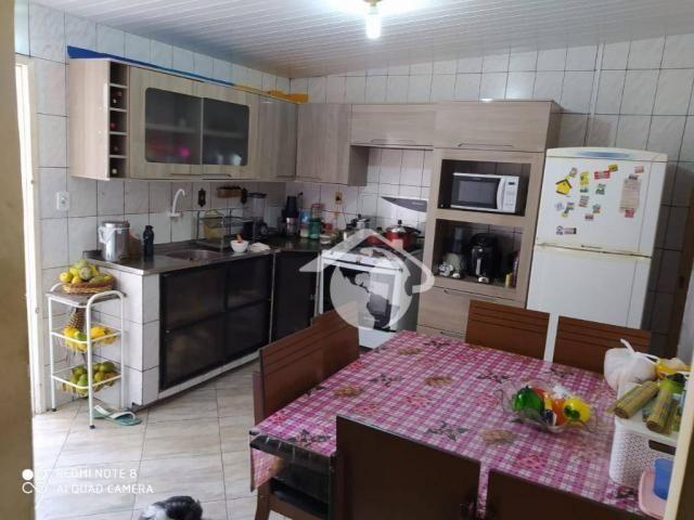 VD./ Casa com 3 dormitórios à venda por R$ 190.000 - Marcos Freire I - Nossa Senhora do So - Foto 11