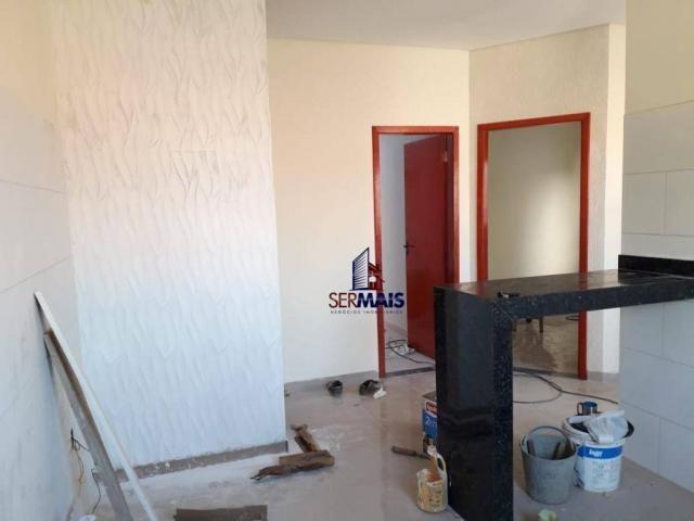 Casa com 2 dormitórios à venda, 70 m² por R$ 150.000 - Colina Park II - Ji-Paraná/RO - Foto 12