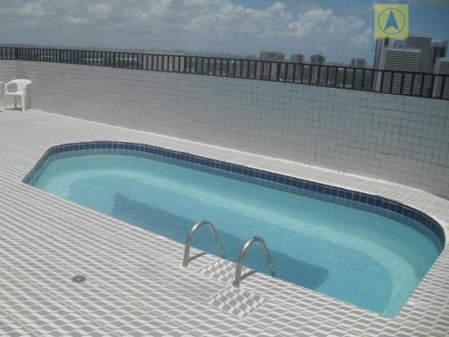 Apartamento com 3 dormitórios à venda, 94 m² por R$ 395.000,00 - Boa Viagem - Recife/PE - Foto 20