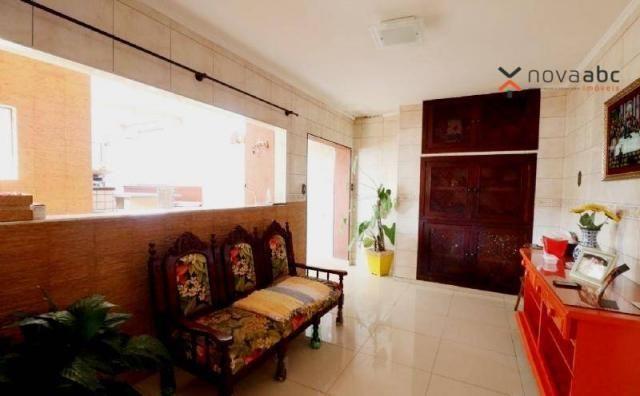 Casa térrea com 4 dormitórios para alugar, 295 m² por R$ 6.000/mês - Parque das Nações - S - Foto 11