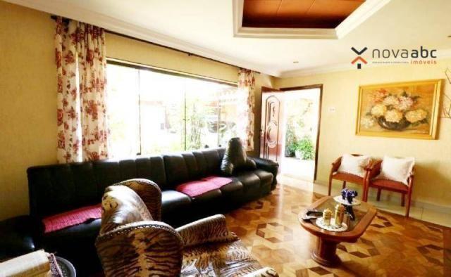 Casa térrea com 4 dormitórios para alugar, 295 m² por R$ 6.000/mês - Parque das Nações - S - Foto 7