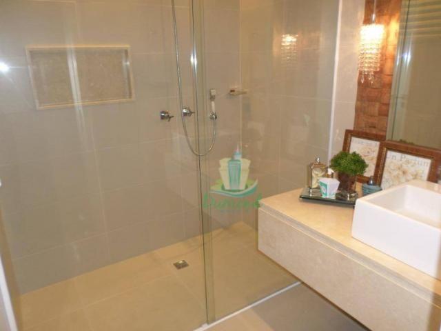 Apartamento com 3 dormitórios à venda, 149 m² por R$ 630.000,00 - Edificio Castelo Real -  - Foto 16