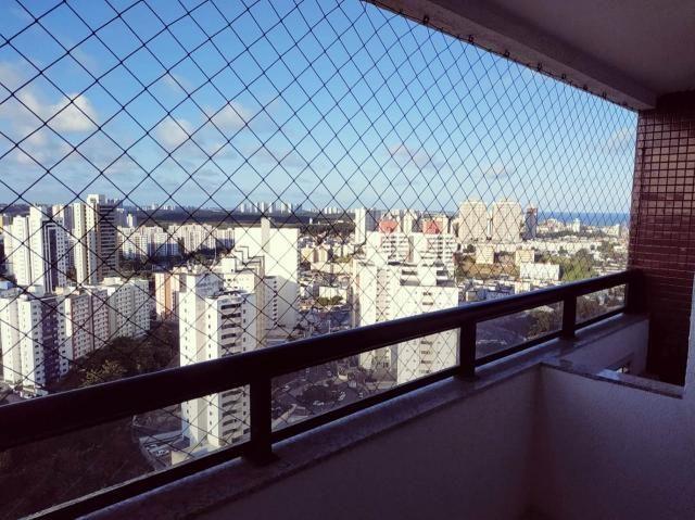Apartamento no Imbuí - Condomínio Torre Madri - 2/4 com 1 Suíte - 59 m² - Varanda - 1 Vaga