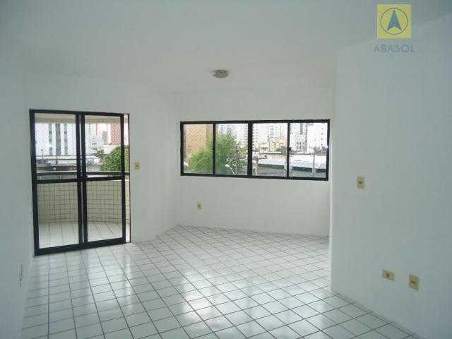 Apartamento com 3 dormitórios à venda, 94 m² por R$ 395.000,00 - Boa Viagem - Recife/PE - Foto 3
