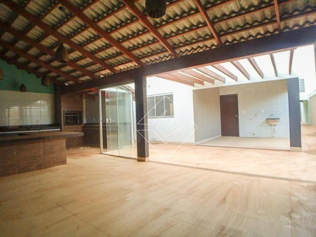 Casa com 3 dormitórios à venda, 250 m² por R$ 650.000 - Residencial Maranata - Rio Verde/G - Foto 14