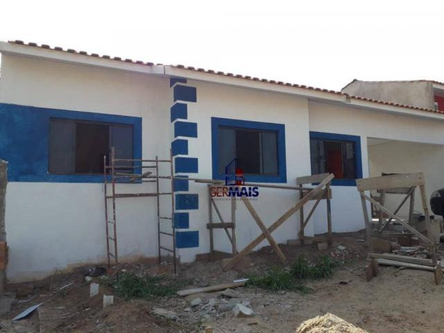 Casa com 2 dormitórios à venda, 70 m² por R$ 150.000 - Colina Park II - Ji-Paraná/RO - Foto 2