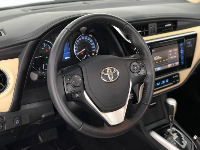 Toyota Corolla 2.0 Altis CVT - Foto 10
