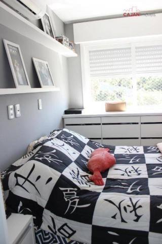 Apartamento com 3 dormitórios à venda, 80 m² por R$ 600.000,00 - Jardim Botânico - Porto A - Foto 15