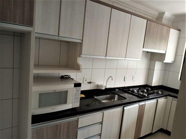 Apartamento lindo e amplo próximo a av jk Foz do iguaçu - Foto 2