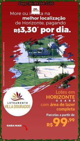 Loteamento Villa Dourados!!!!!&