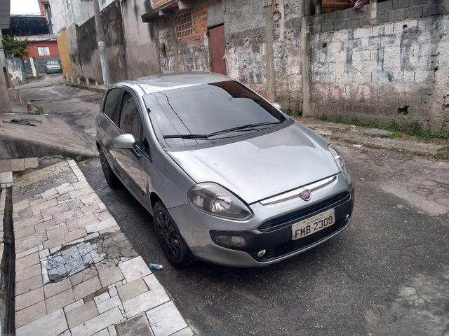 Fiat Punto 2014 atractive 1.4 - Foto 8