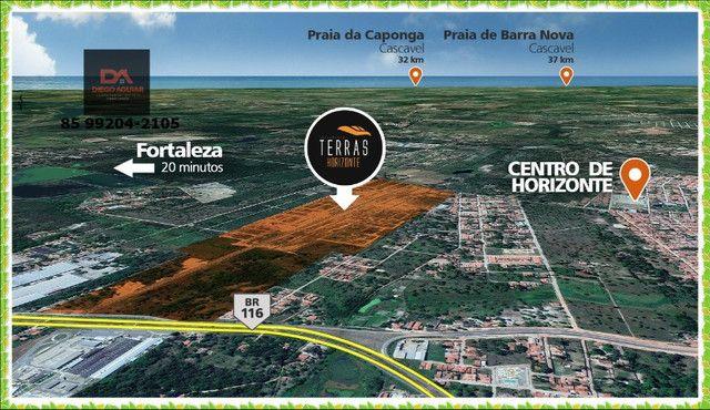 Loteamento Terras Horizonte $%¨& - Foto 5