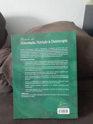 Livro: Alimentação, Nutrição e Dietoterapia Em Perfeito estado - Foto 5