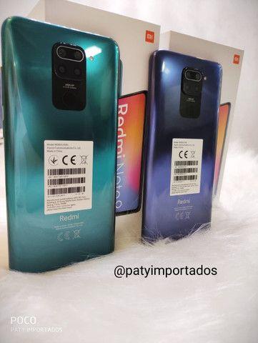 Redmi Note 9 128GB Pronta Entrega - Paty Importados
