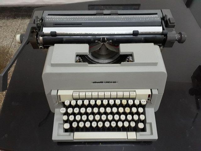 Máquinas de Escrever e Calculadoras  - Foto 4