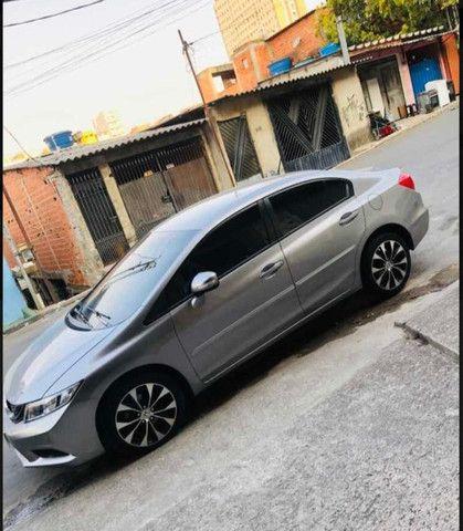 Honda civic 2,0 lxr flex aut.4p - Foto 3