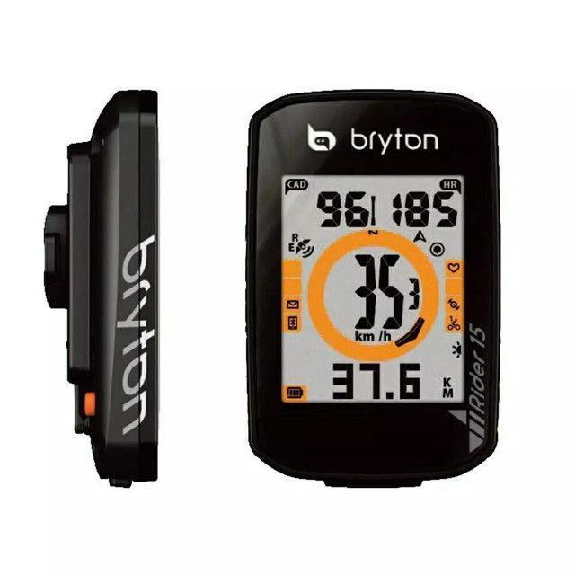 Gps ciclismo Bryton 15e Novo (Garmin, atrio) - Foto 2