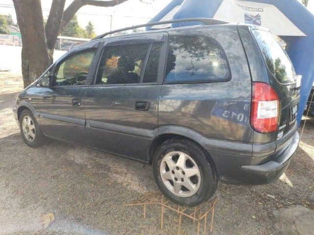 Zafira 2009/ Completa / Gnv em baixo do carro/  Motor 2.0/ 7 Lugares / 96.000klm - Foto 6