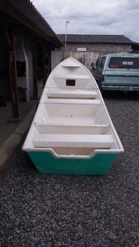 Barco batera bote lancha de fibra  - Foto 10
