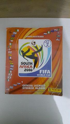 Álbum copa do mundo de 2010