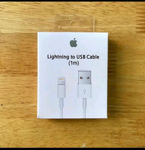 Cabo USB Apple Original (1metro) - Foto 3
