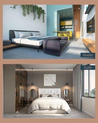 Lucca Falcone - 1, 2 e 3 quartos - 30 m², 61 m² e 71 m² - Tambauzinho - Foto 4